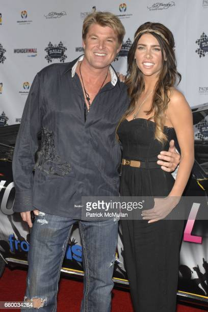 Winsor Harmon and Jacqueline MacInnes Wood attend Rally for Kids with Cancer Presented by Wonderwall from MSN at The Hollywood Roosevelt Hotel on May...