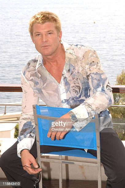 Winsor Harmon during 45th Monte Carlo Television Festival 'The Bold and the Beautiful' Photocall at Grimaldi Forum in Monte Carlo France