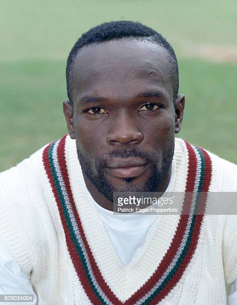 West Indies Winston Benjamin During Stock Photos And Pictures