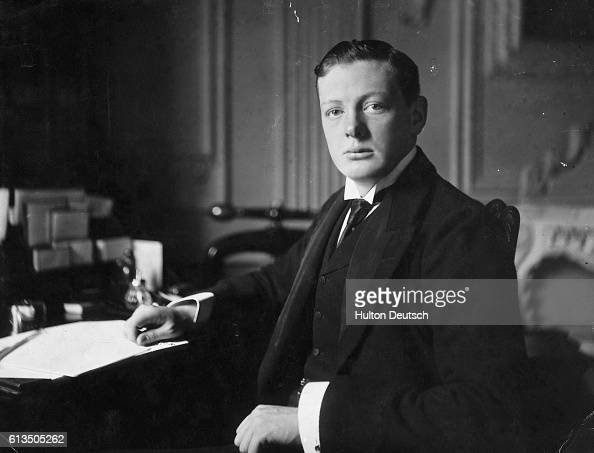 the early career of sir winston churchill Free winston churchill papers,  sir winston churchill early in world  winston churchill began his career as an author after a career in the army as well as.