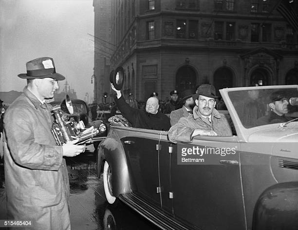 Grover Whalen Stock Photos And Pictures Getty Images
