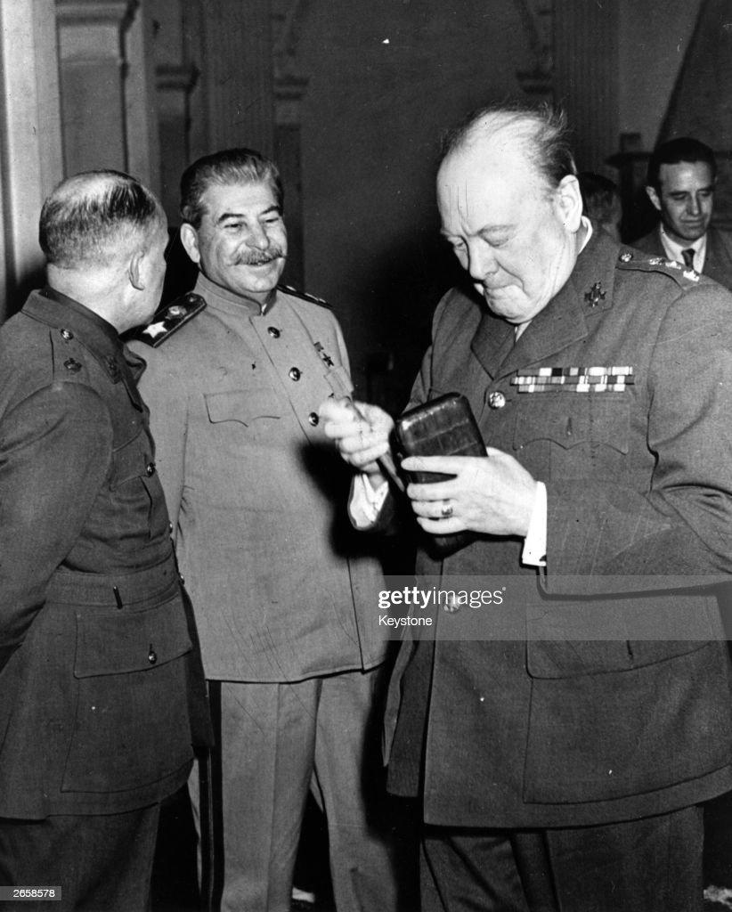 February 11th - 1945. Yalta Agreement Signed