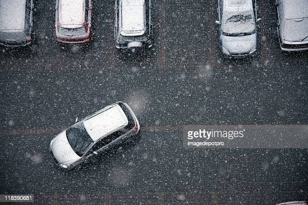 winter and transportation