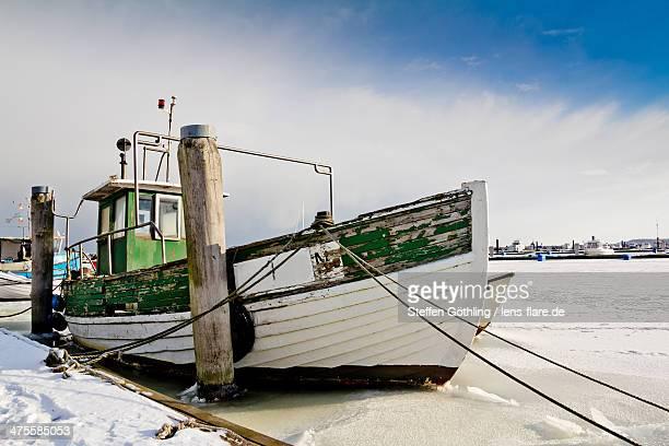 Winter at Baltic Sea