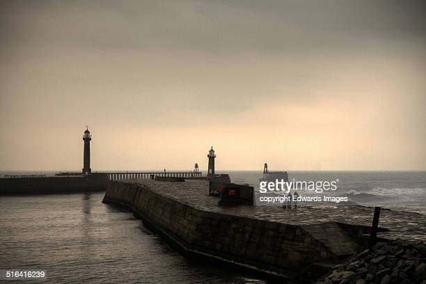 Winter at Whitby