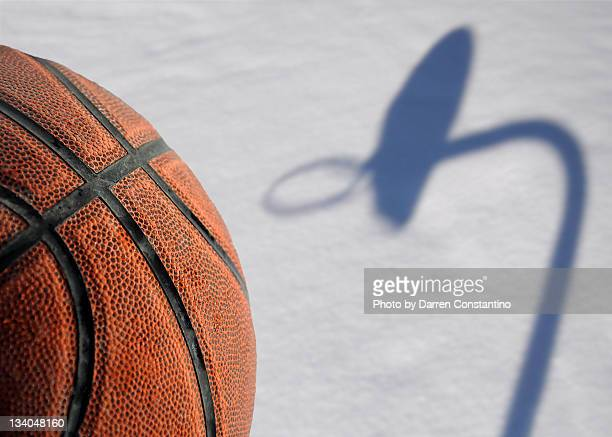 Winter basketball