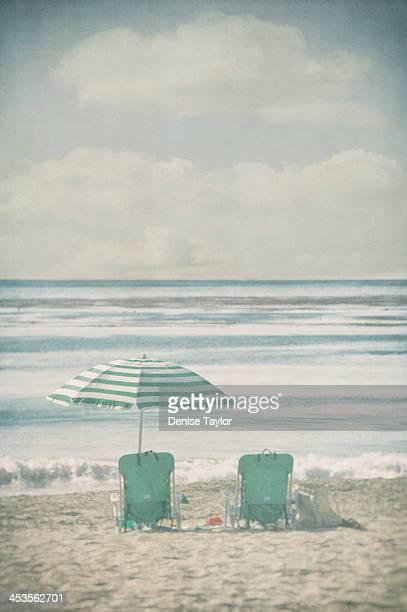 winter beach chairs