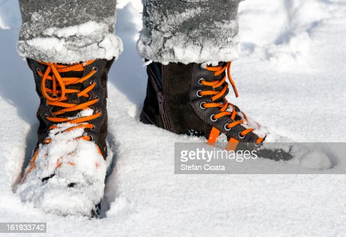 Winter boots,  second edition :)