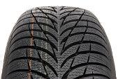 Brand new modern winter car tire