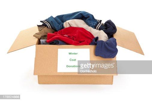 Winter Coat Donations