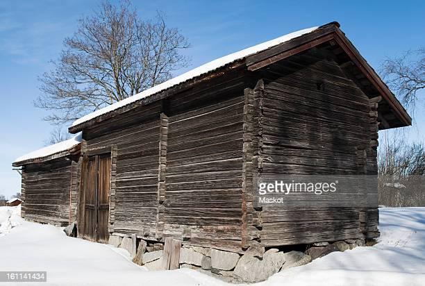 Winter cottage in Dalarna