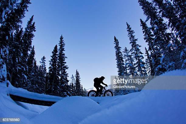 Winter Fat Bike Adventure