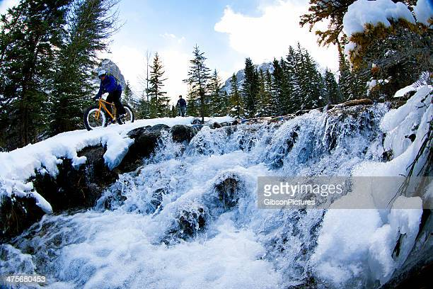 Winter Fat Biking