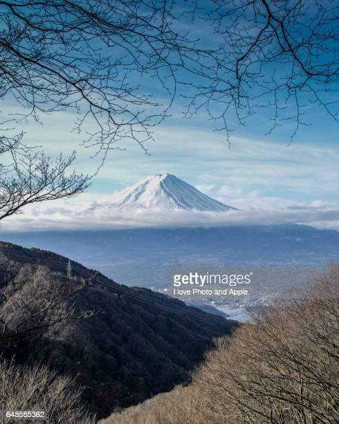 Winter Fuji