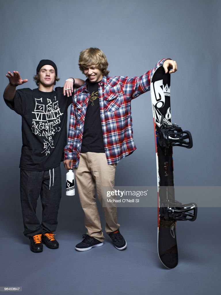 Louie Vito and Kevin Pearce, Sports Illustrated, February 8, 2010