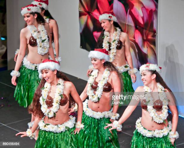 ALOHA RISE 2017 Winter Hawaiian X'mas Carnival