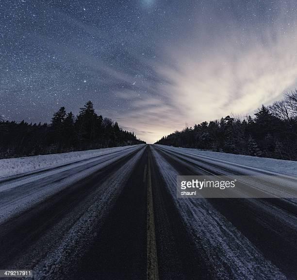 冬 Highway South