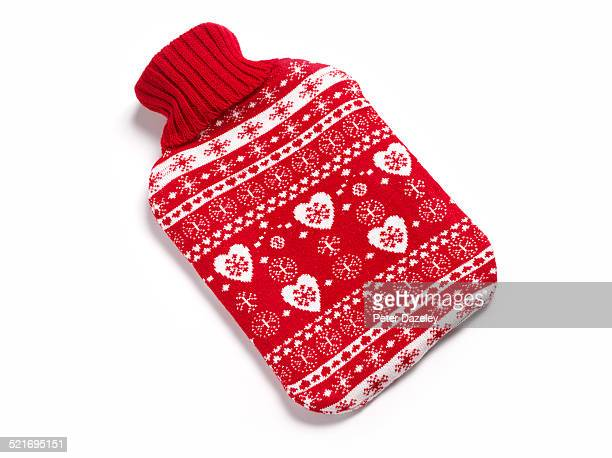 Winter hot water bottle