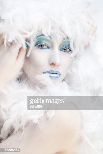Winter: ice queen