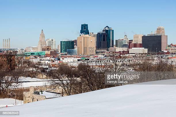 Winter in Kansas City