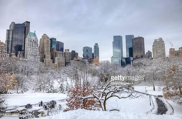 Inverno a New York City