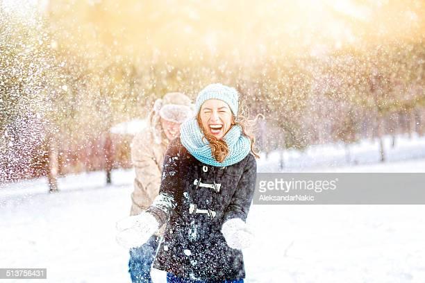 L'hiver joy