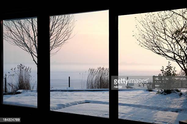 Winter outside