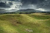 Landscape,Mountain Range,Weather,Winter,Hiking