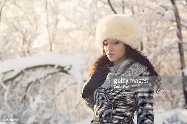 Portrait d'hiver