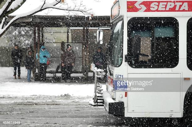 Inverno Transporte Público