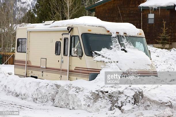 winter rv trip