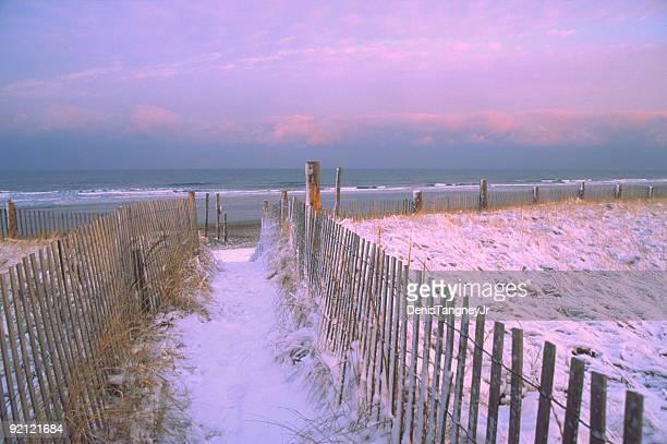 Winter malerischen