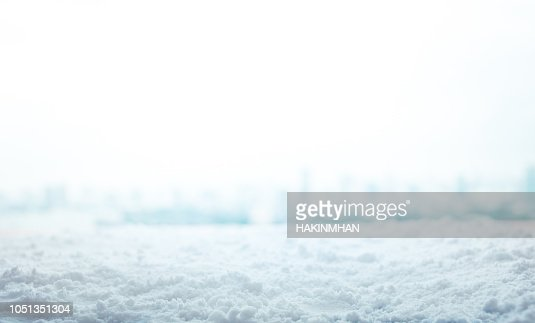 Winter season,christmas background with snow : Stock Photo