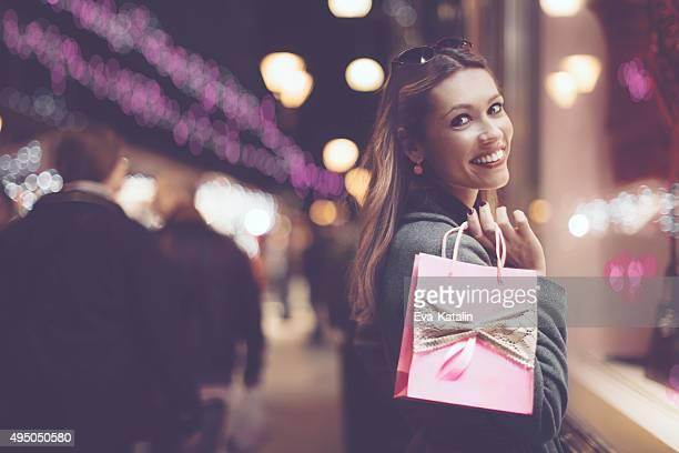 Stagione dello shopping invernale