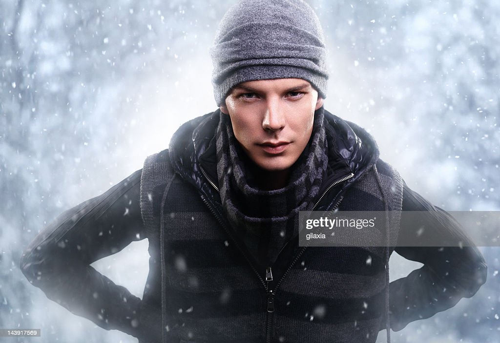 Winter time. : Stock Photo