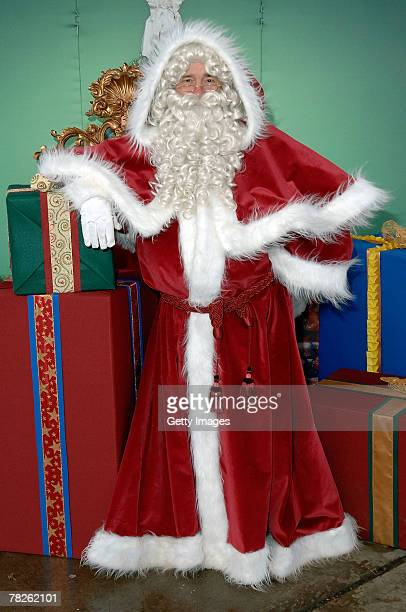 Winter Wonderland introduces London's only free Father Christmas in Hyde Park on December 5 2007 in London England WInter Wonderland will feature...