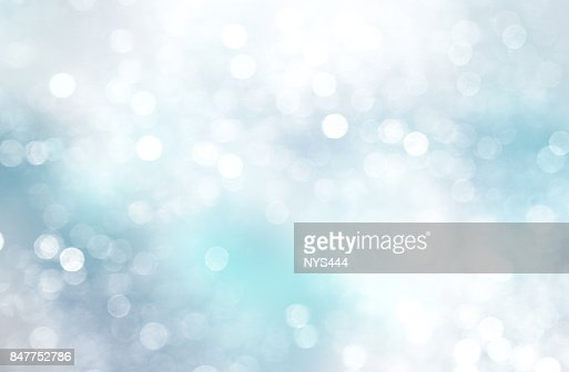 Winter xmas white blue background. : Stock Photo