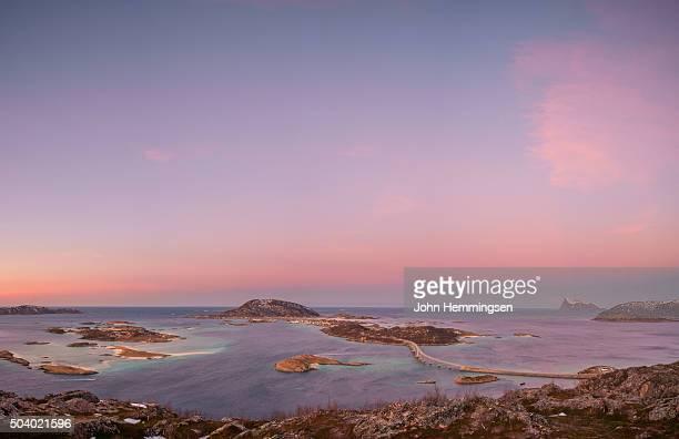 winterlight in Troms