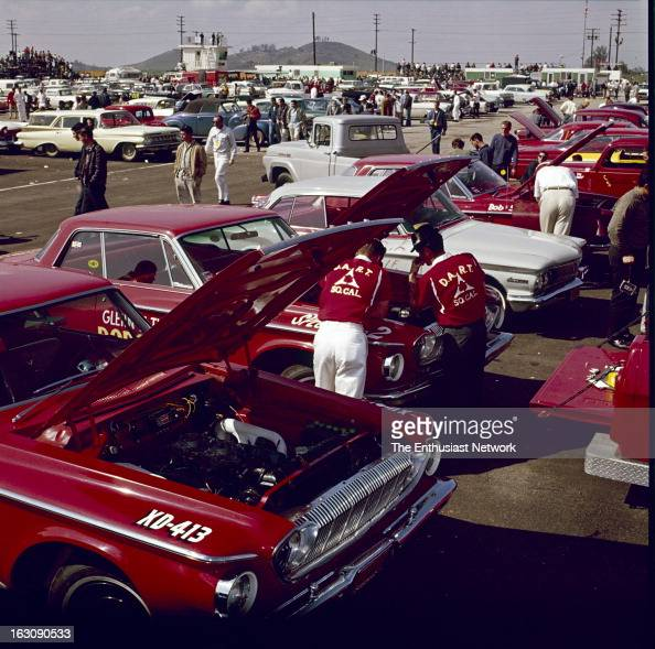 1962 NHRA Winternationals Drag Race - Pomona Pictures   Getty Images