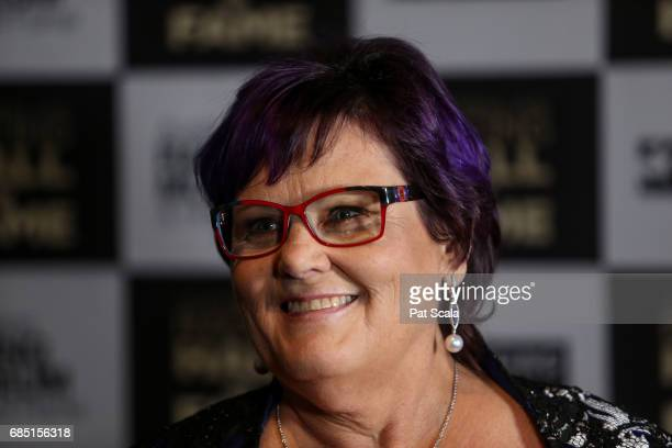 Winx partowner Debbie Kepitis at The 2017 Australian Racing Hall of Fame at Federation Square on May 19 2017 in Melbourne Australia