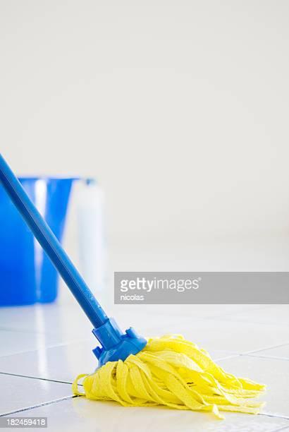 S'essuyer le sol