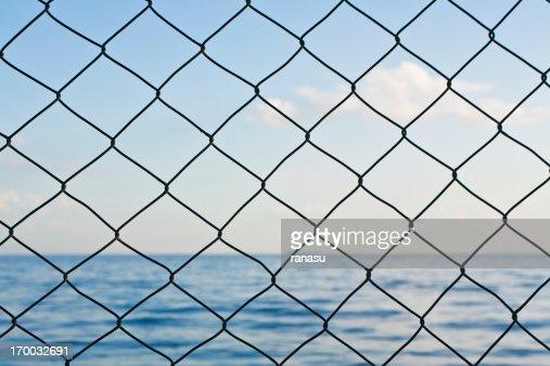 Wire netting : Stockfoto
