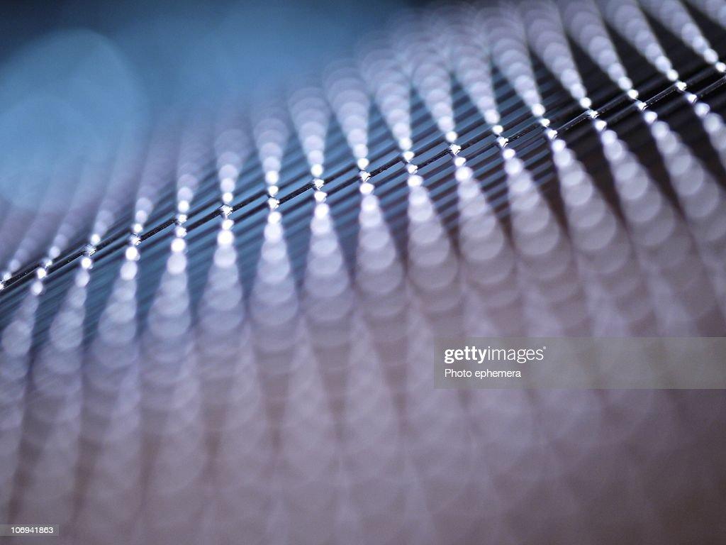 wirecloth detail
