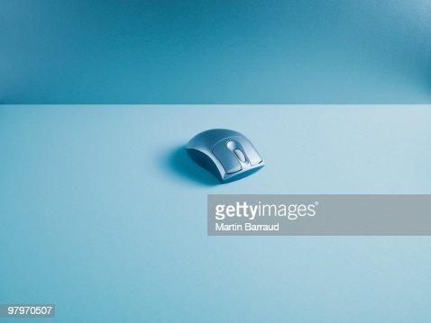 Wireless computer mouse : Bildbanksbilder