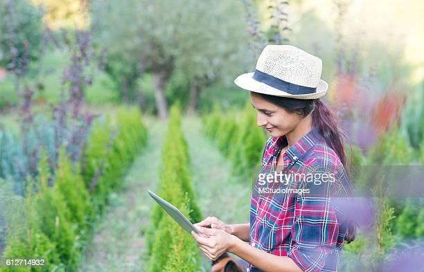 Wireless gardening gadget.