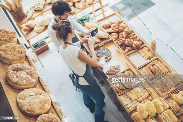 Wireless technology in the bakery