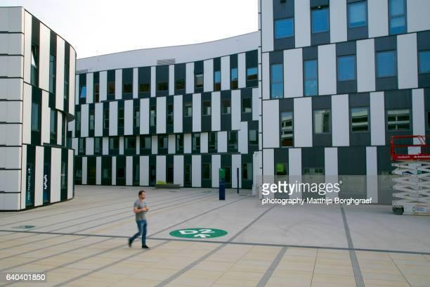 WU Wirtschaftsuniversität Campus Wien
