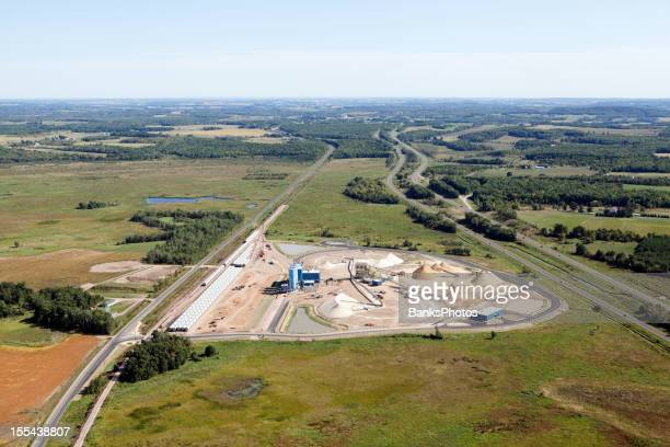 Wisconsin Frac Sand Processing Facility