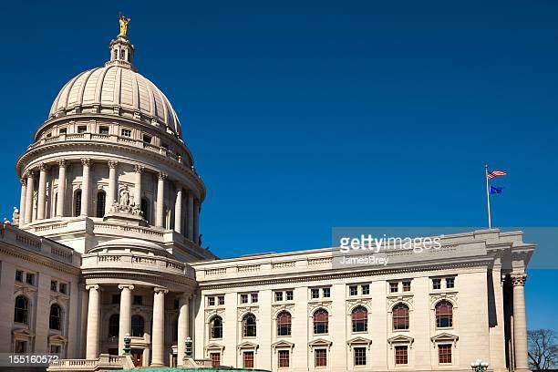 Wisconsin State Capitol Building Rotunda