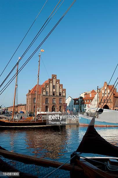 Wismar harbor